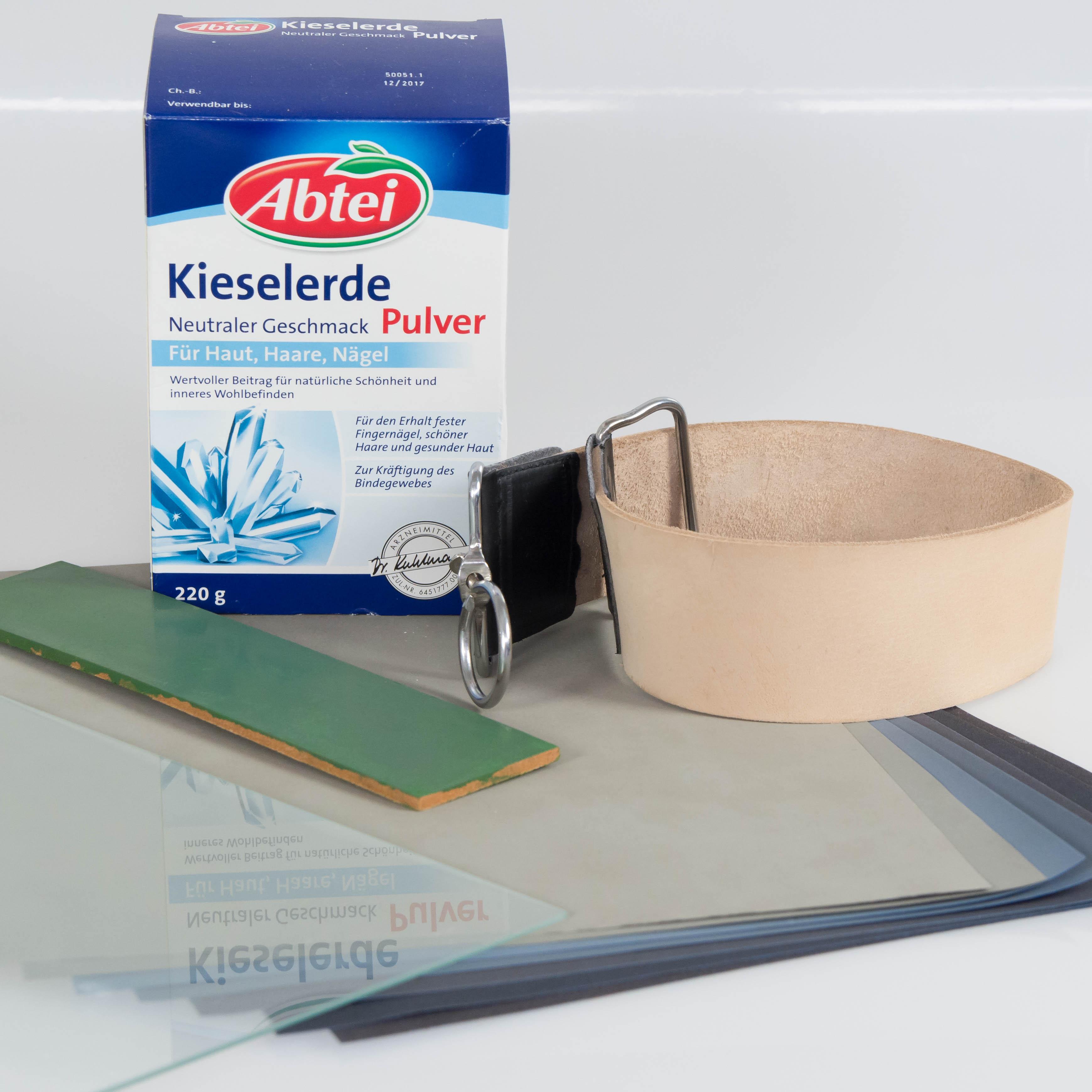 Sehr Rasiermesser günstig schärfen / Messer schärfen und schleifen SG68