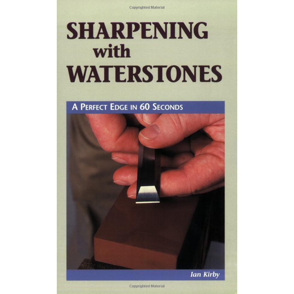 Ian Kirby: Sharpening with Waterstones